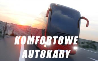 Oferujemy wynajem Autokarów na terenie całej Polski już dziś !
