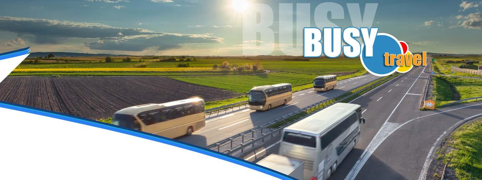 Busy.Travel - Przewozy Międzynarodowe, wynajem busów !