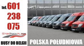Ekstra przewozy pasażerskie z Holandii do Polski !
