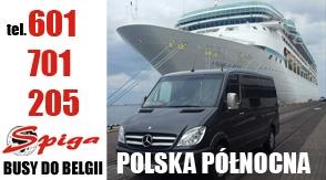 Nowoczesne busy z Holandii do Polski w komfortowych warunkach ! Zapraszamy już dziś !